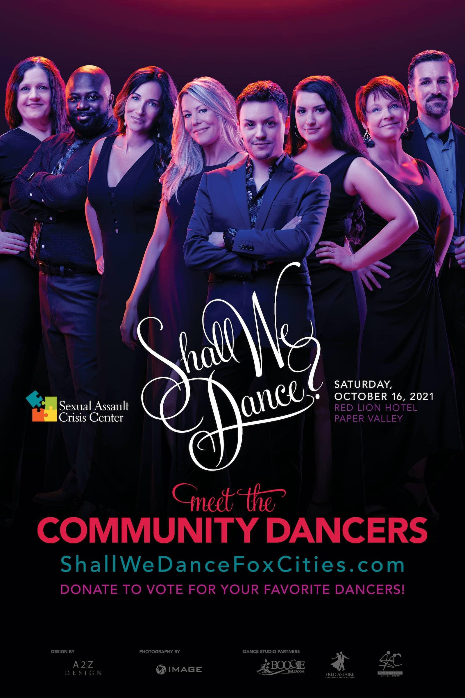 Meet the Community Dancers